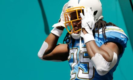 Melvin Gordon's motivation: No one cared when I was out; it was all about Zeke – ProFootballTalk