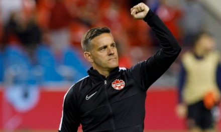 With inspiration and motivation, John Herdman is changing the face of Canadian soccer | CBC Sports