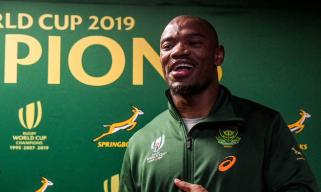 Mapimpi: WC win inspiration for young people