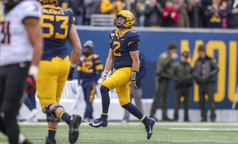 WV MetroNews Mountaineers maintain motivation despite lack of bowl to play for – WV MetroNews