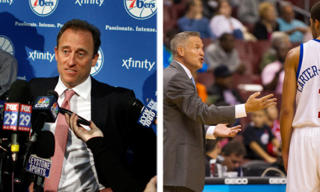 Sixers 'using the pressure as motivation,' says managing partner Josh Harris