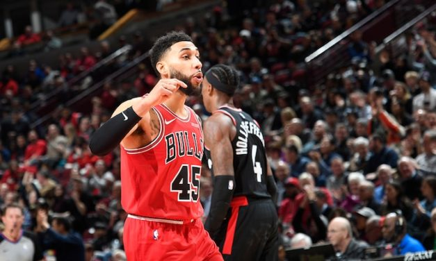 Valentine Using Last Season's Frustrations as Motivation | Chicago Bulls