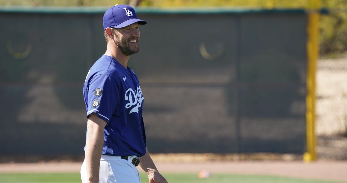 Burden is off, but motivation to win pushes on for Kershaw as a champion | by Rowan Kavner | Mar, 2021 | Dodger Insider